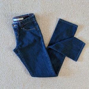 DKNY Straight Leg Jeans, Size - 27W/33L